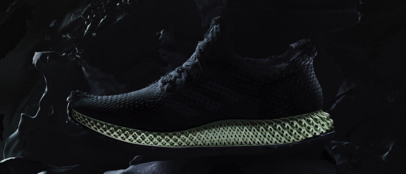 Adidas Futurecraft 4D, la prima scarpa con suola stampata in 3D