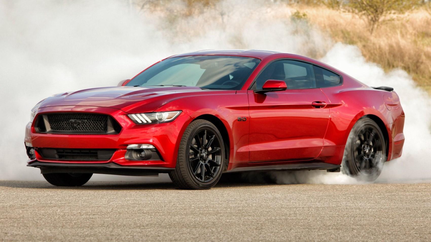 La Ford Mustang è l'auto sportiva più venduta al mondo