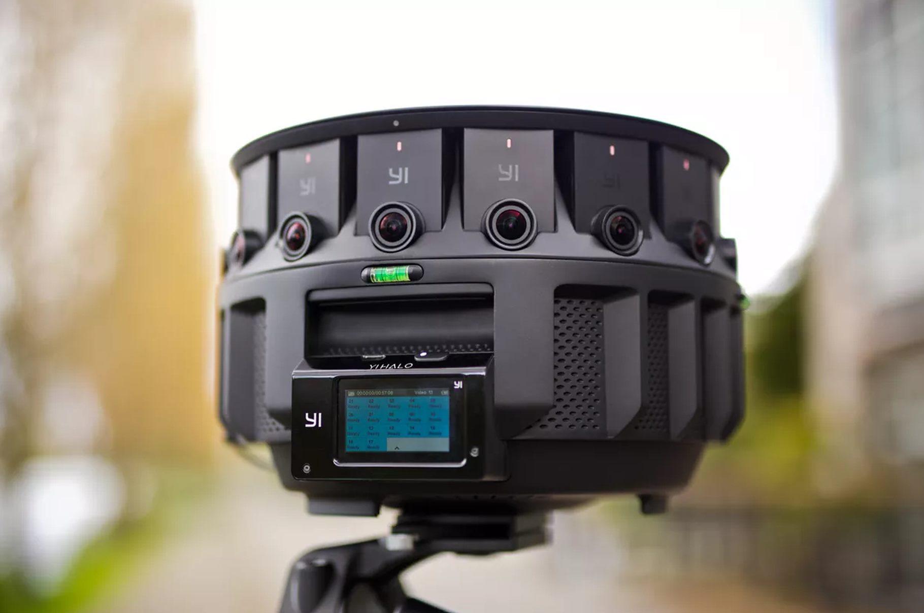 Yi Technology e Google Jump insieme per i contenuti VR a 360 gradi