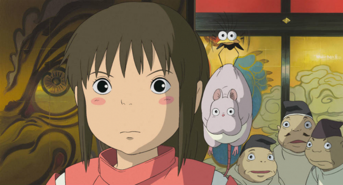 La Città Incantata Hayao Miyazaki