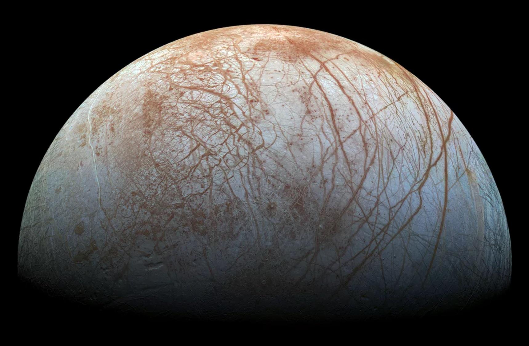 NASA: possibile vita Aliena su Europa