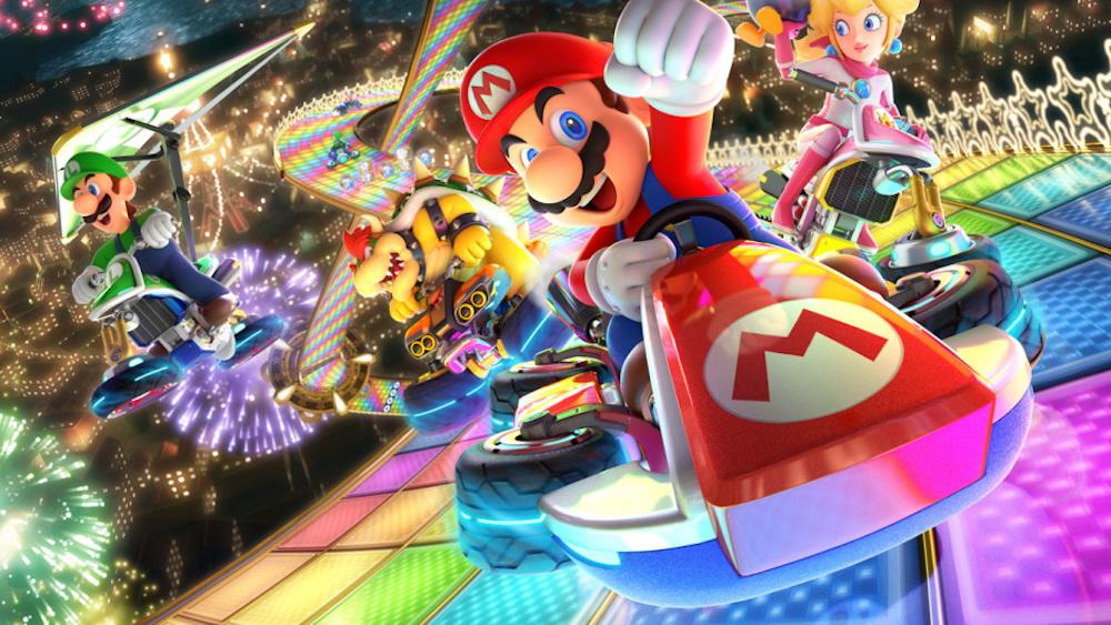 Nuovo trailer per Mario Kart 8 Deluxe