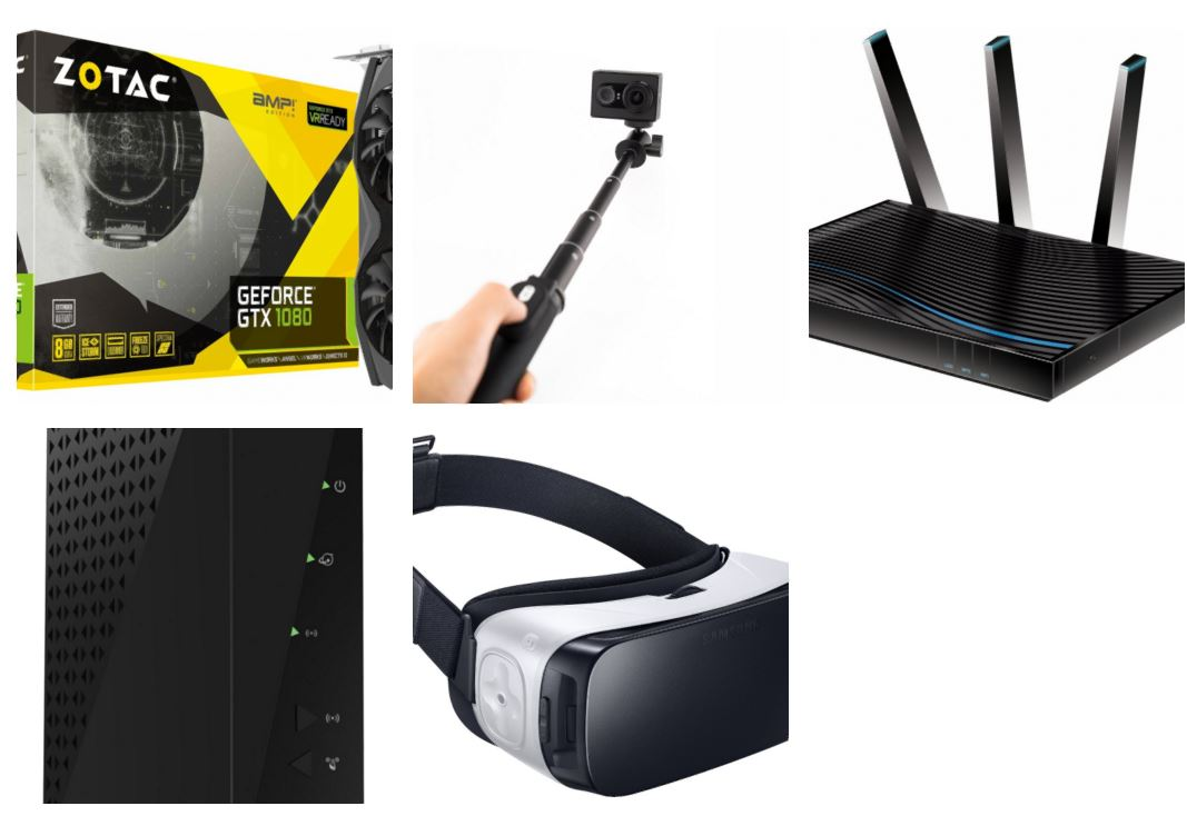 nVIDIA GTX 1080, YI Action Cam e Router Netgear in offerta su Amazon