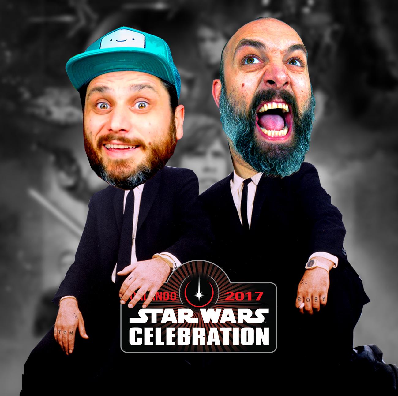 Lega Nerd goes to Star Wars Celebration 2017!