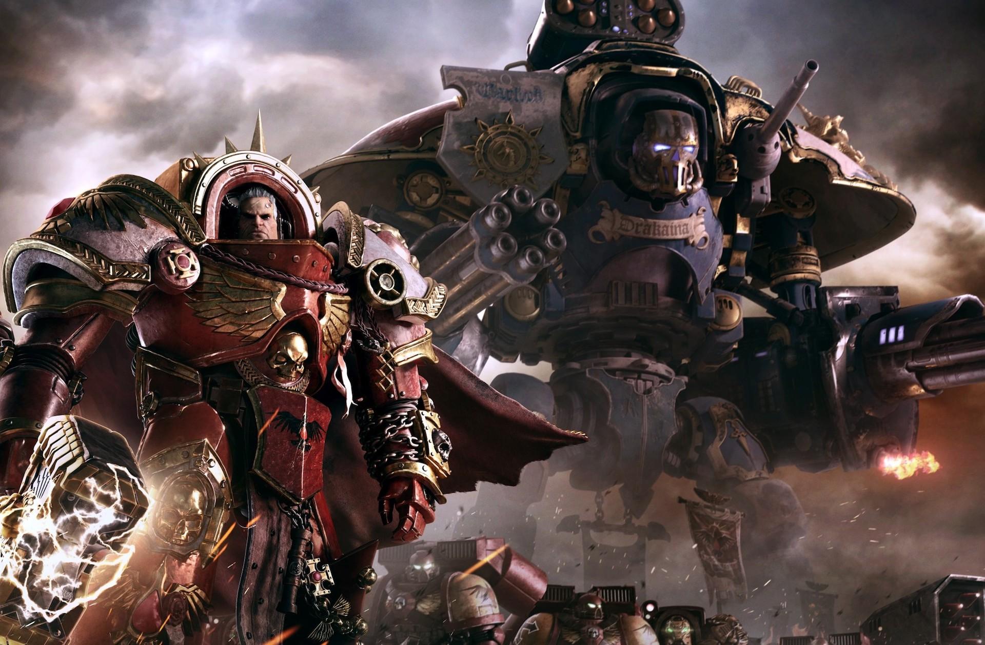 Nuovo trailer di Warhammer 40,000: Dawn of War III