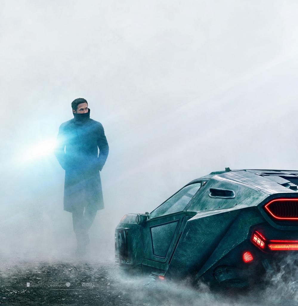 Blade Runner 2049: presentati i Character poster