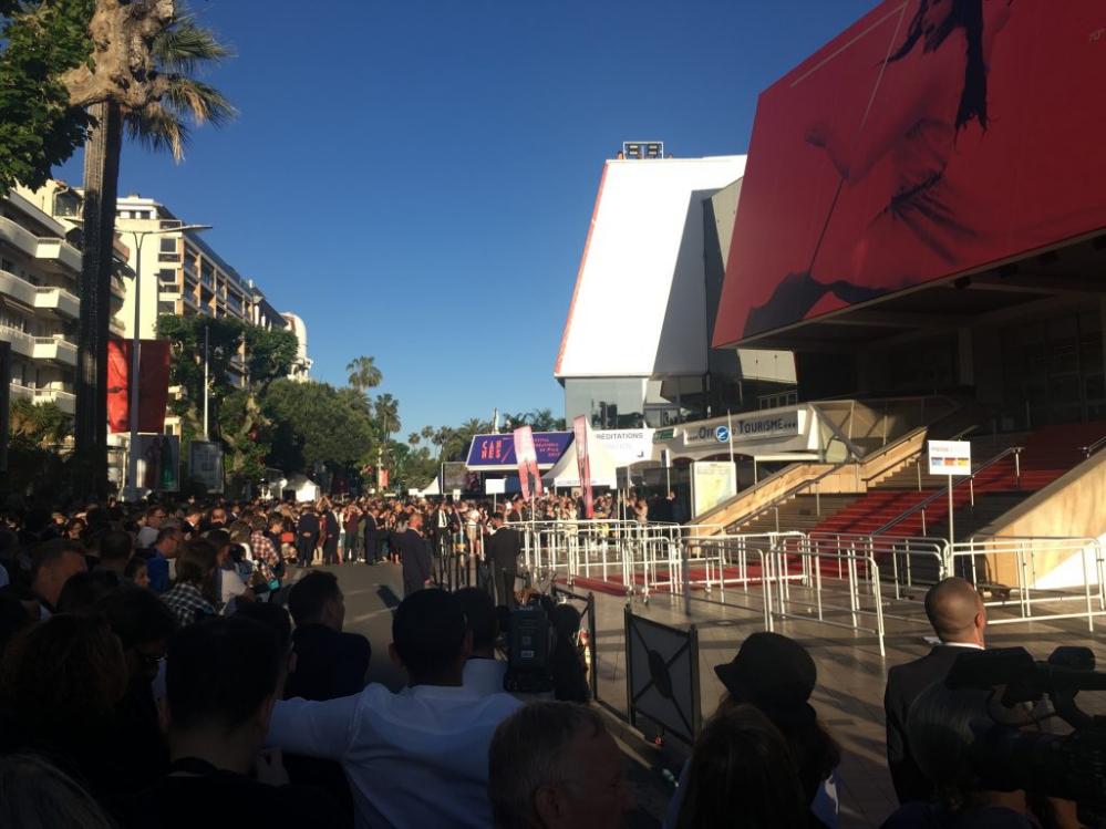 Emergenza bomba al Festival di Cannes