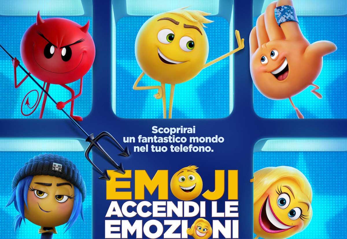Emoji: teaser trailer e poster