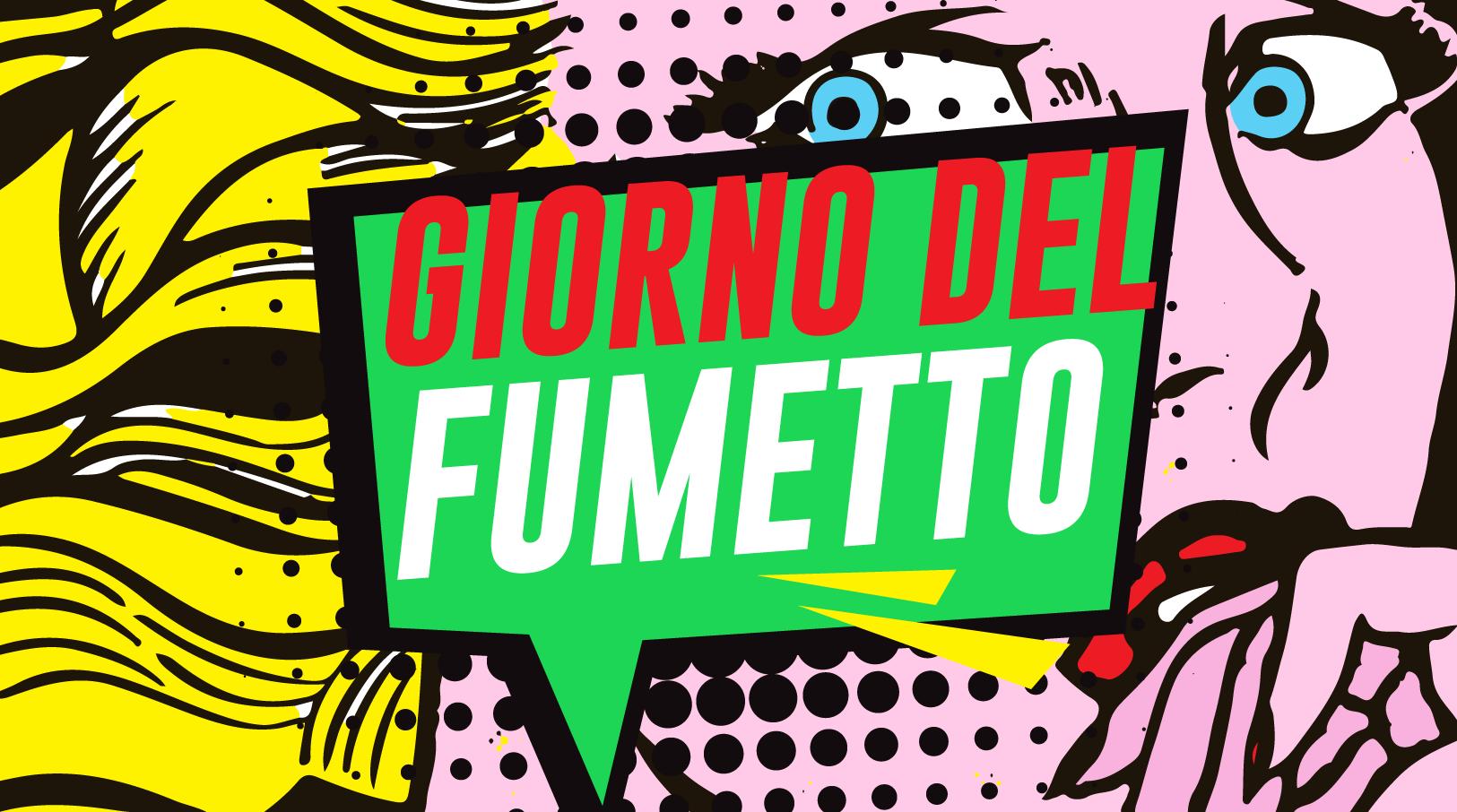 #GiornoDelFumetto, una giornata dedicata alla diffusione del fumetto italiano