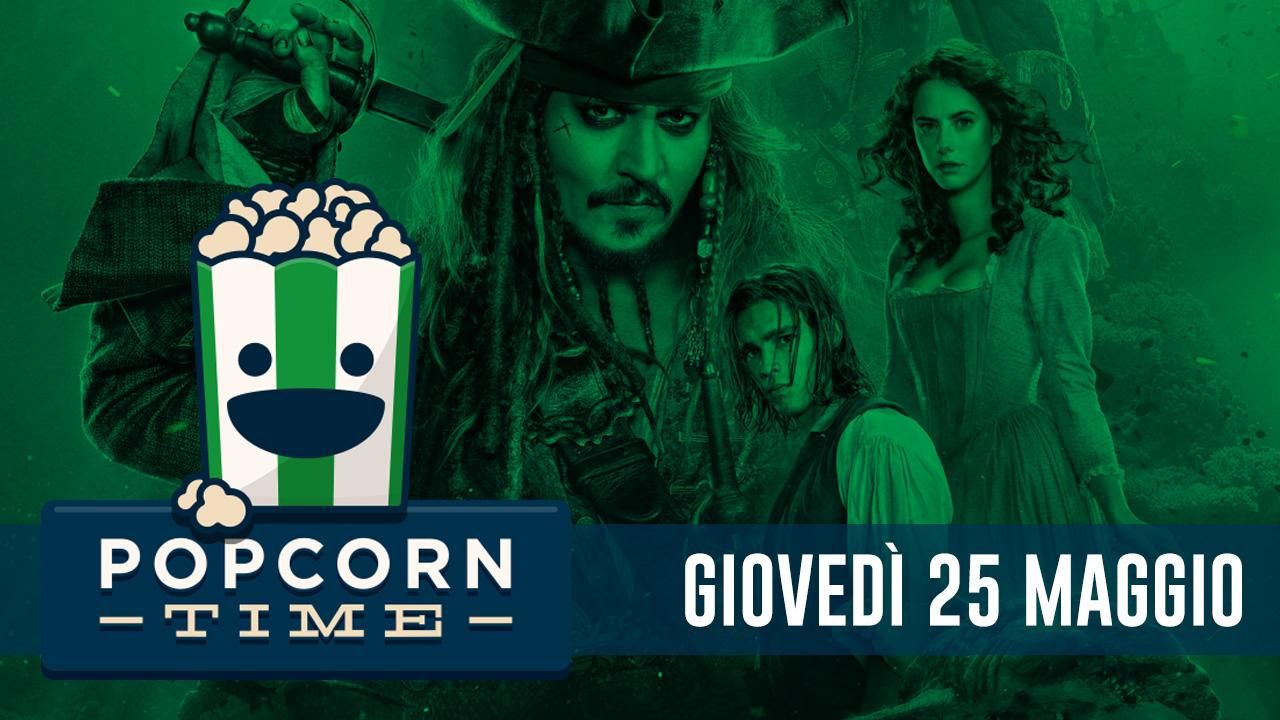 PopCorn Time: 25 Maggio