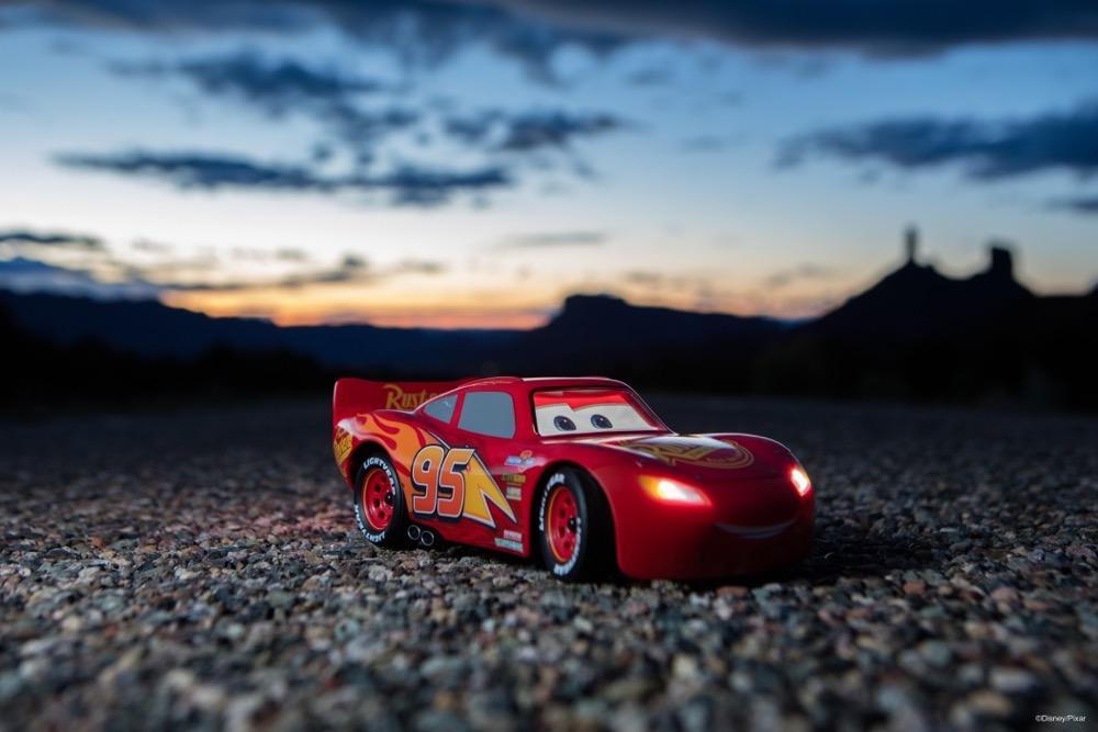 Sphero e Disney Pixar presentano Ultimate Lightning McQueen