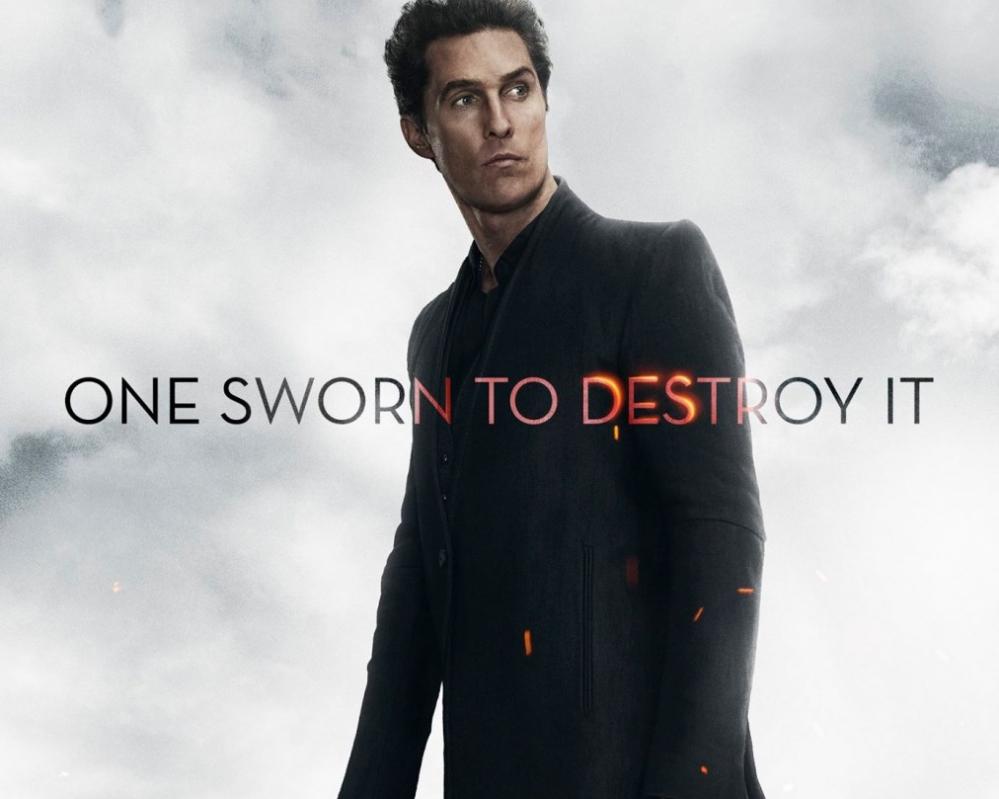 La Torre Nera: teaser e motion poster annunciano il trailer di domani