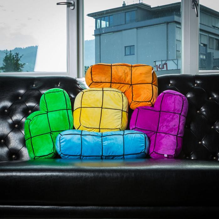 Cuscini Arcade Block
