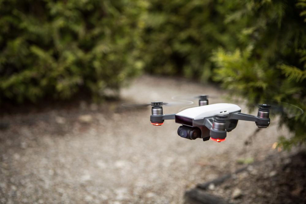 dji, drone, spark