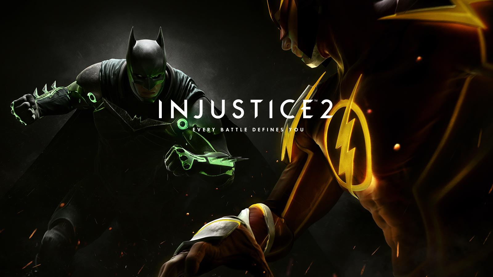 Injustice 2 è ora disponibile anche per PC