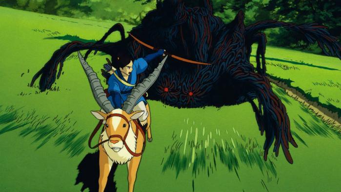 Principessa Mononoke recensione