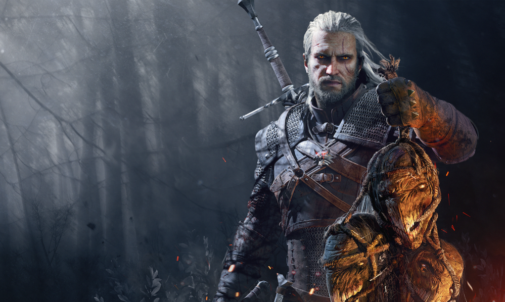 Netflix adatterà in una serie tv fantasy la saga videoludica The Witcher