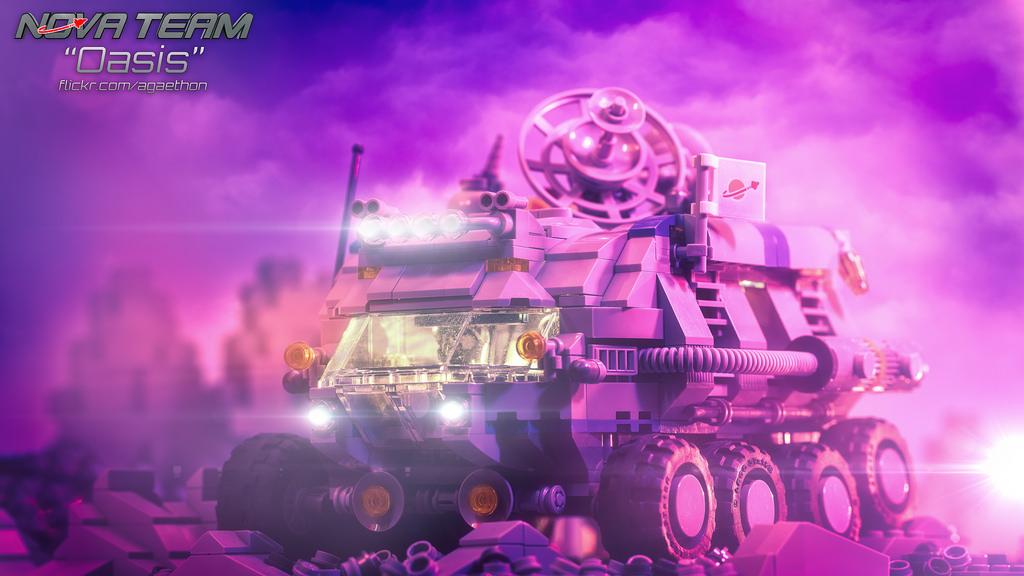 rover nova team