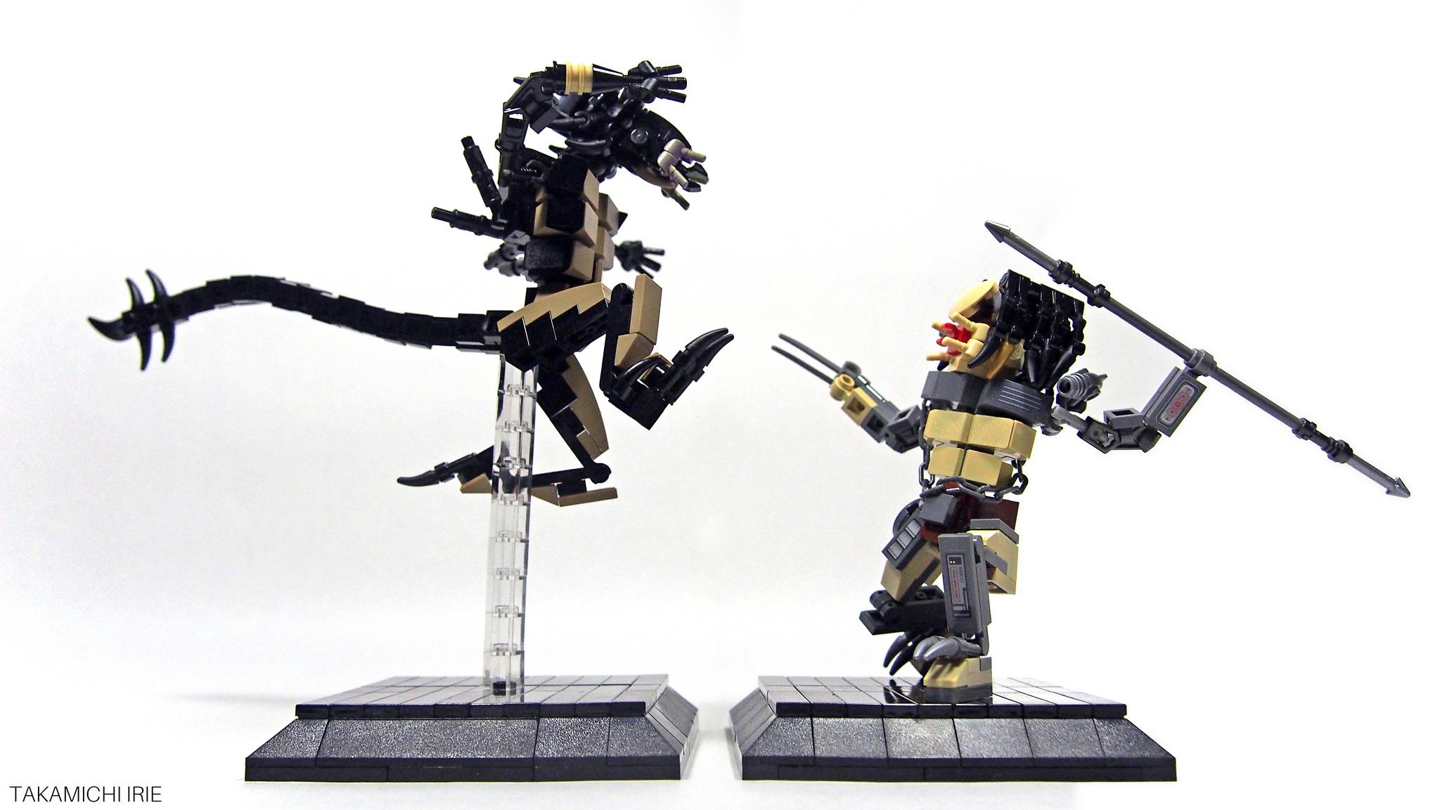 La famiglia Predalien LEGO al completo   Lega Nerd