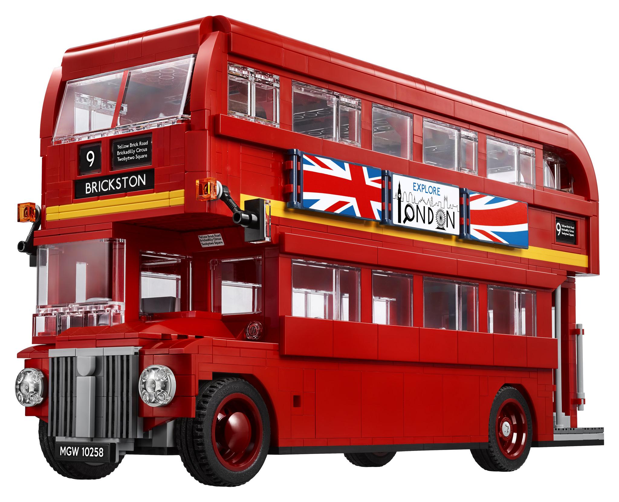 london bus creator expert