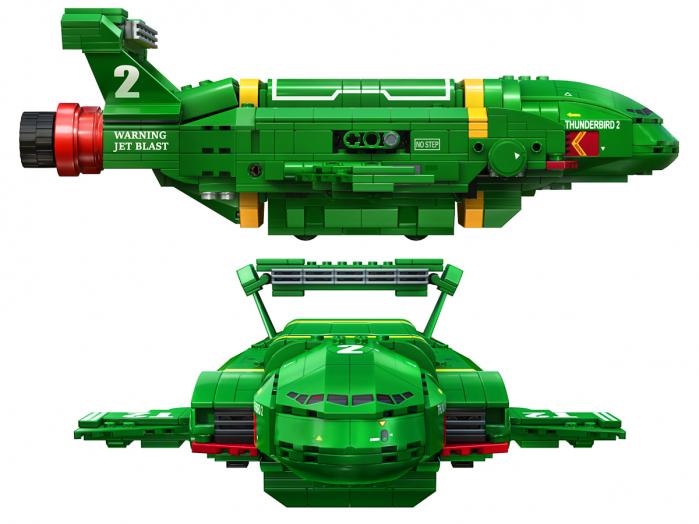 thunderbird 2 lego