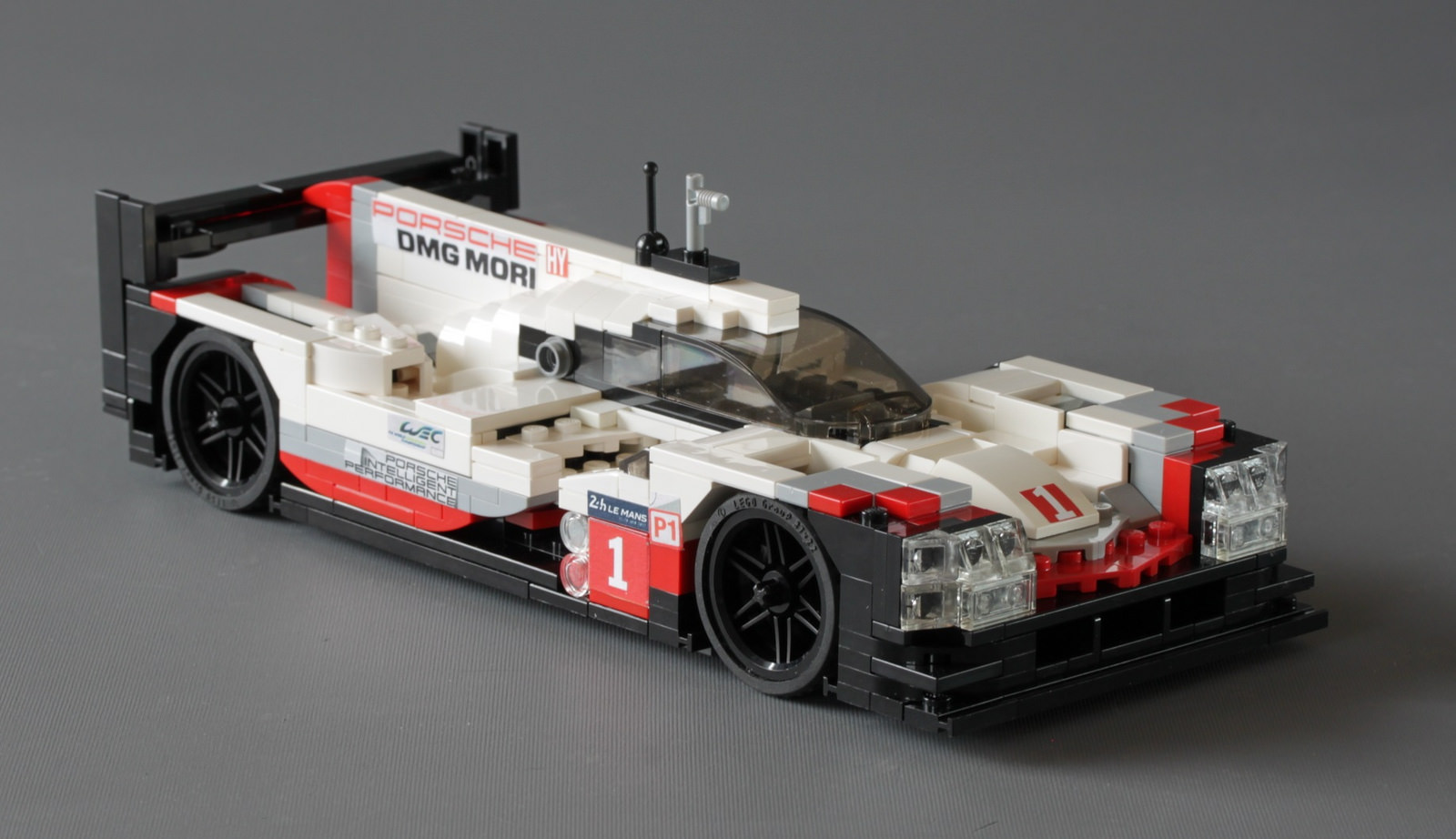 L Elettrico Debutta Anche Nelle Corse Lego Leganerd