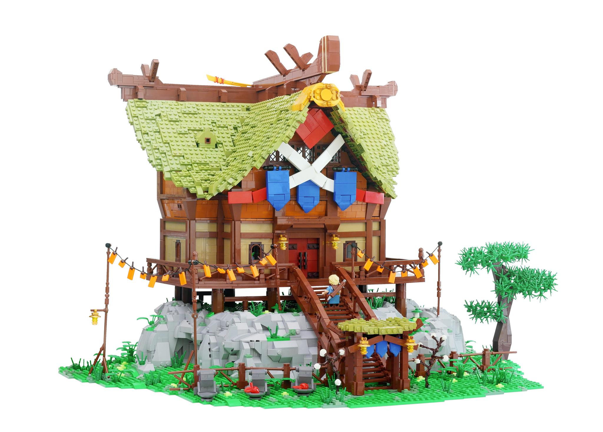 casa impa zelda