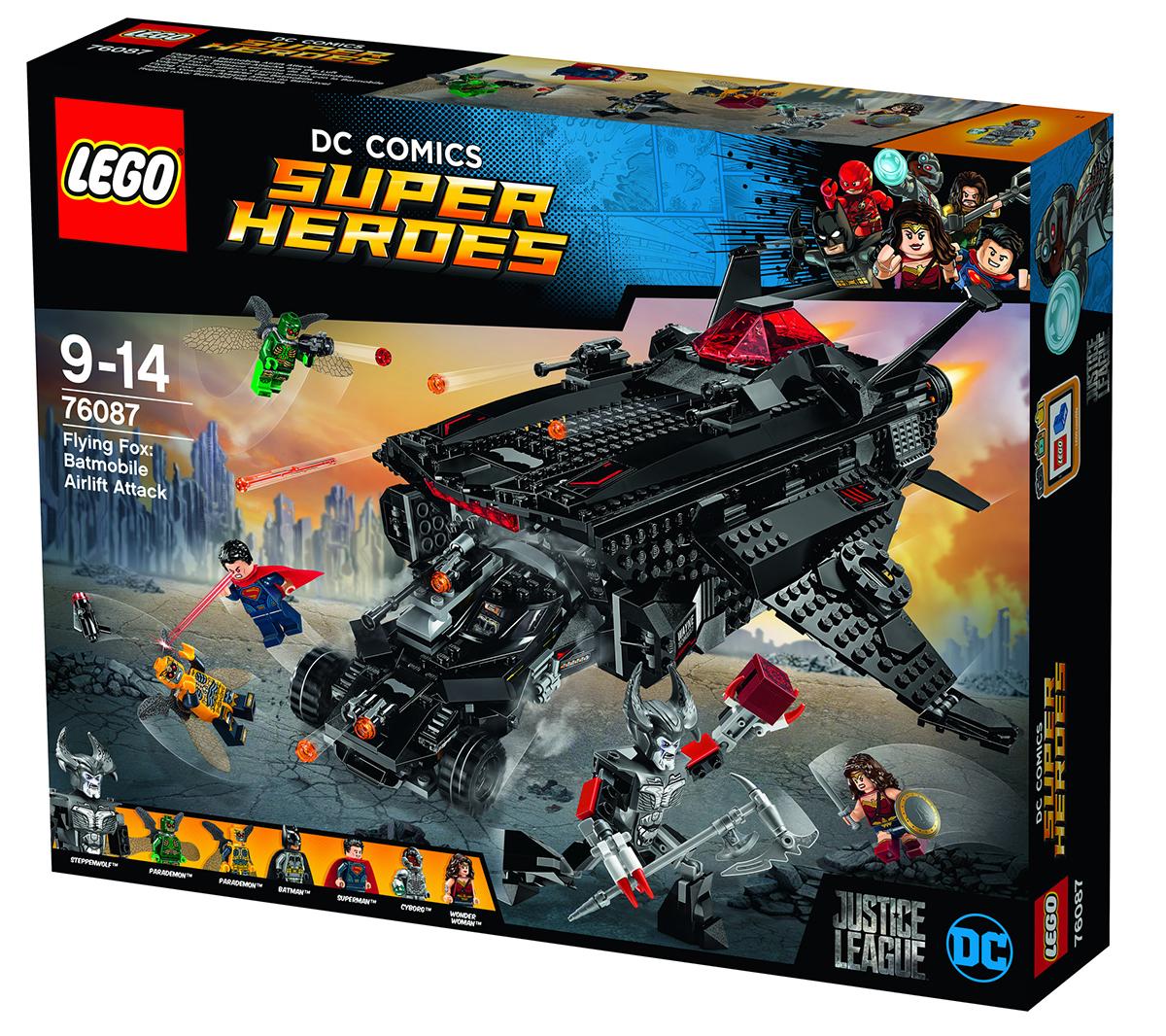 set LEGO Justice League