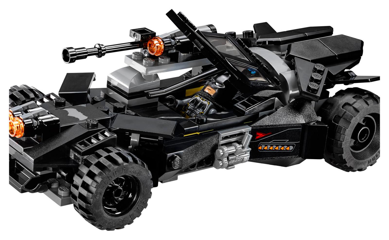 Aggiornato Rivelati 3 nuovi set Lego DC Justice League ...