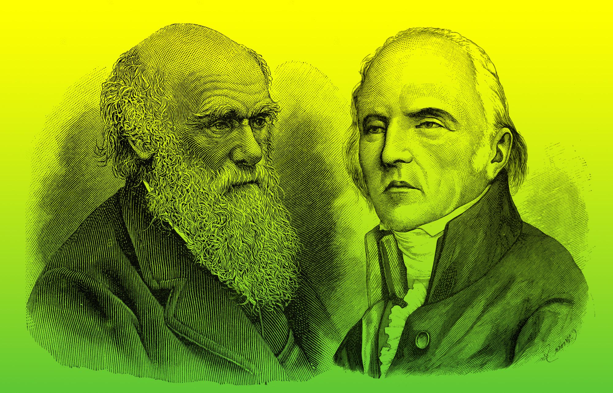 Darwin e Lamarck: lo scontro infinito sull'evoluzione