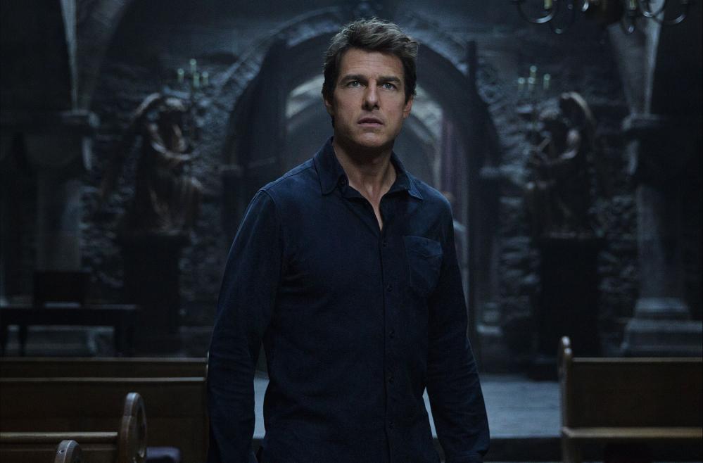 Tom Cruise presenta il trailer finale di La Mummia in una clip