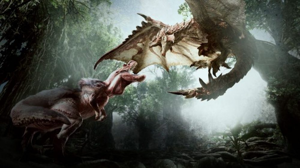 Monster Hunter World annunciato per PS4, Xbox One e PC
