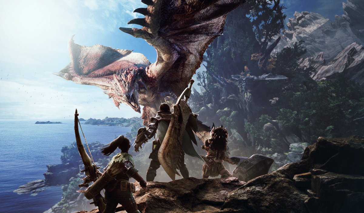 Nuovo spot giapponese per Monster Hunter: World