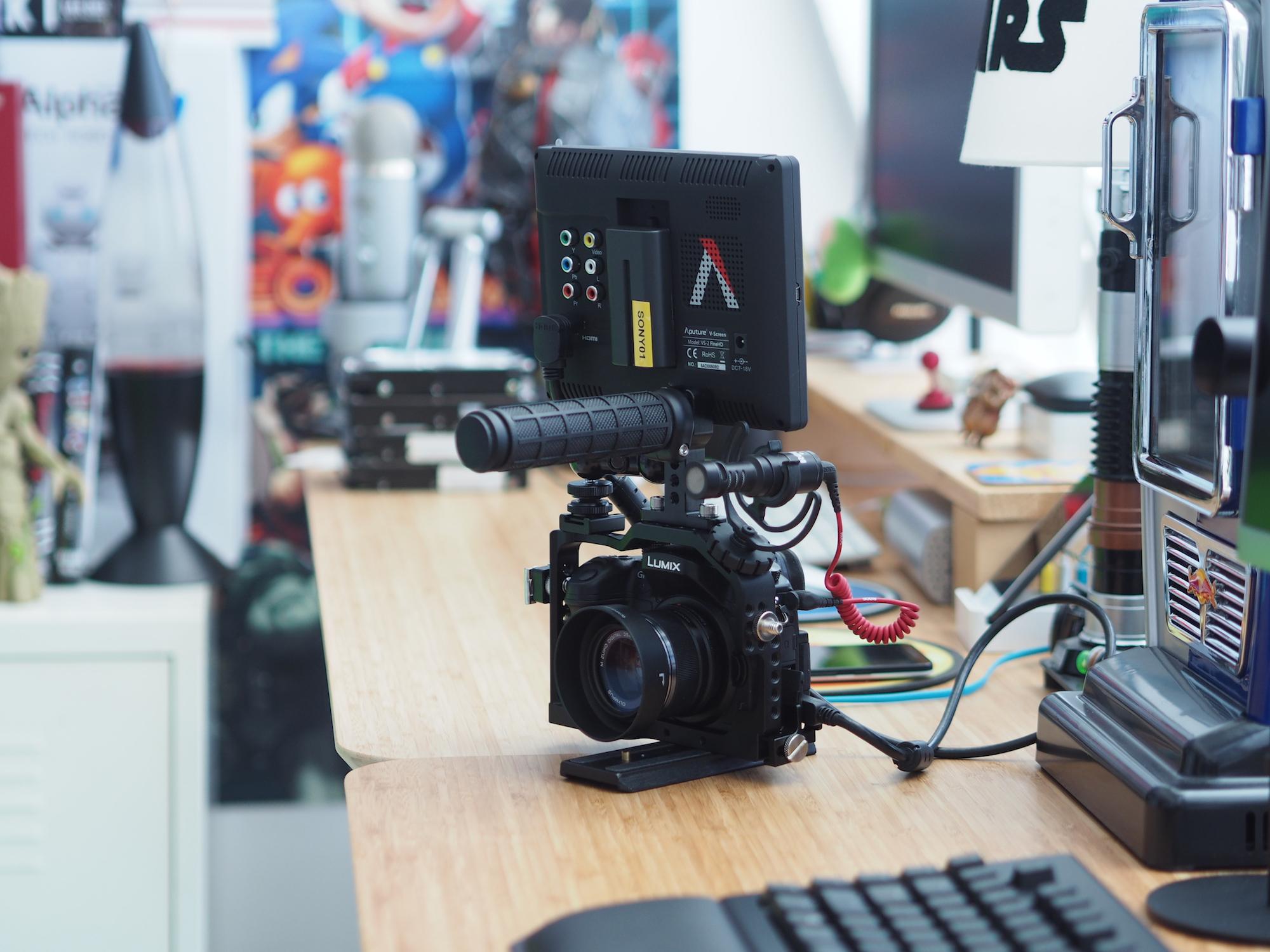 Panasonic Lumix GH4: la camera prediletta dai videomaker