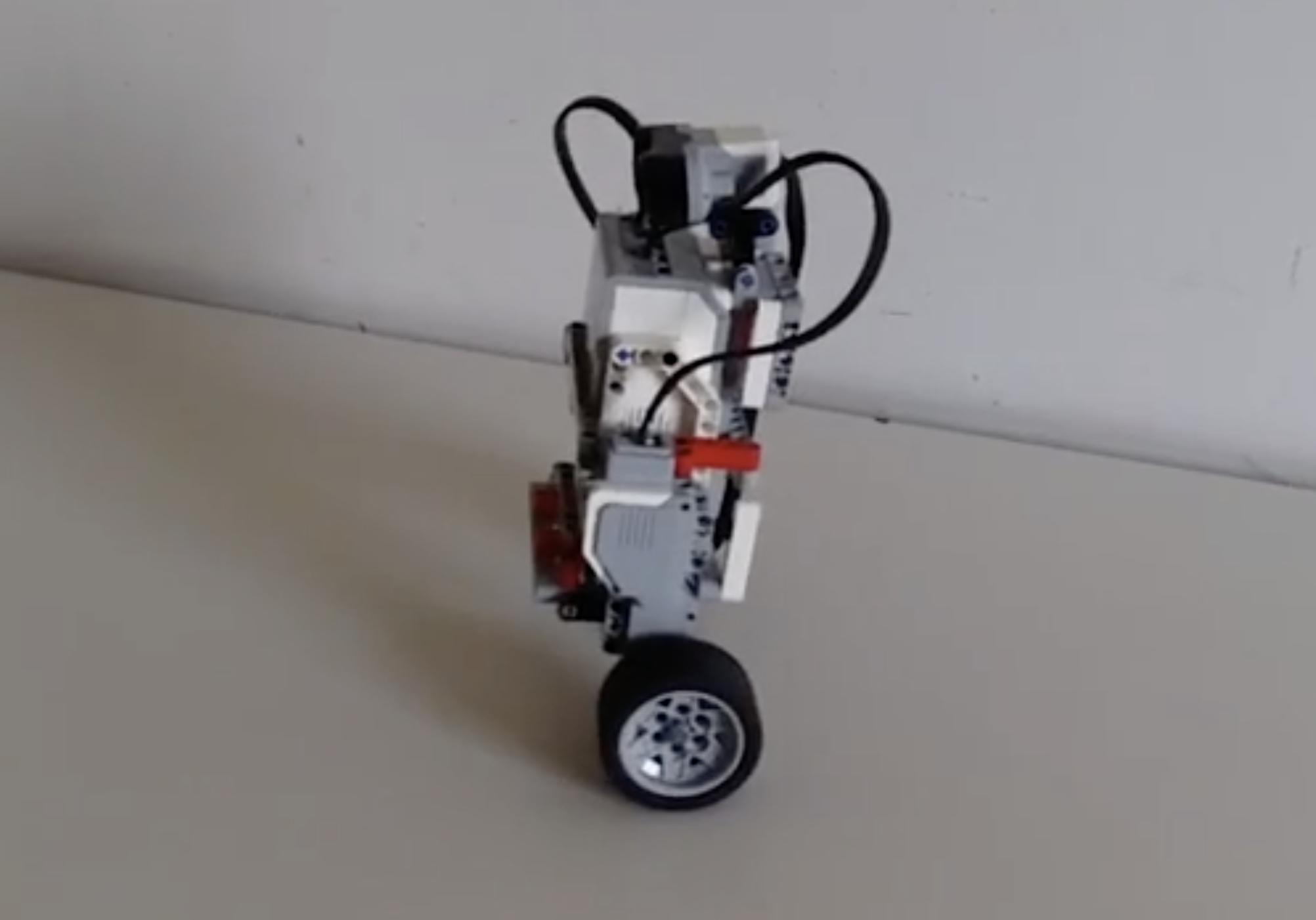 Legway - il robot equilibrista
