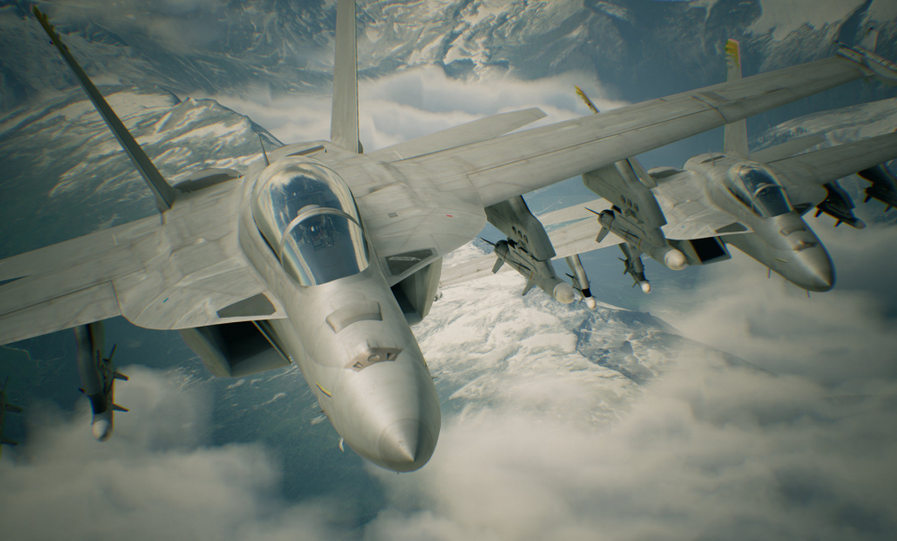 Ace Combat 7: Skies Unknown, il trailer E3 2017