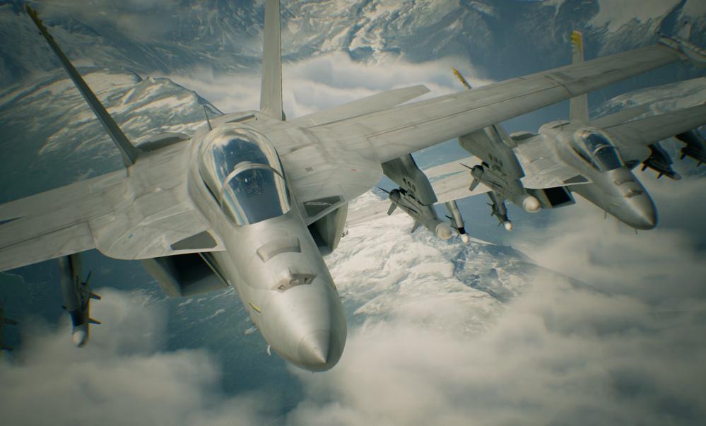 E3 2017 - Ace Combat 7: Skies Unknown mostra combattimenti aerei spettacolari