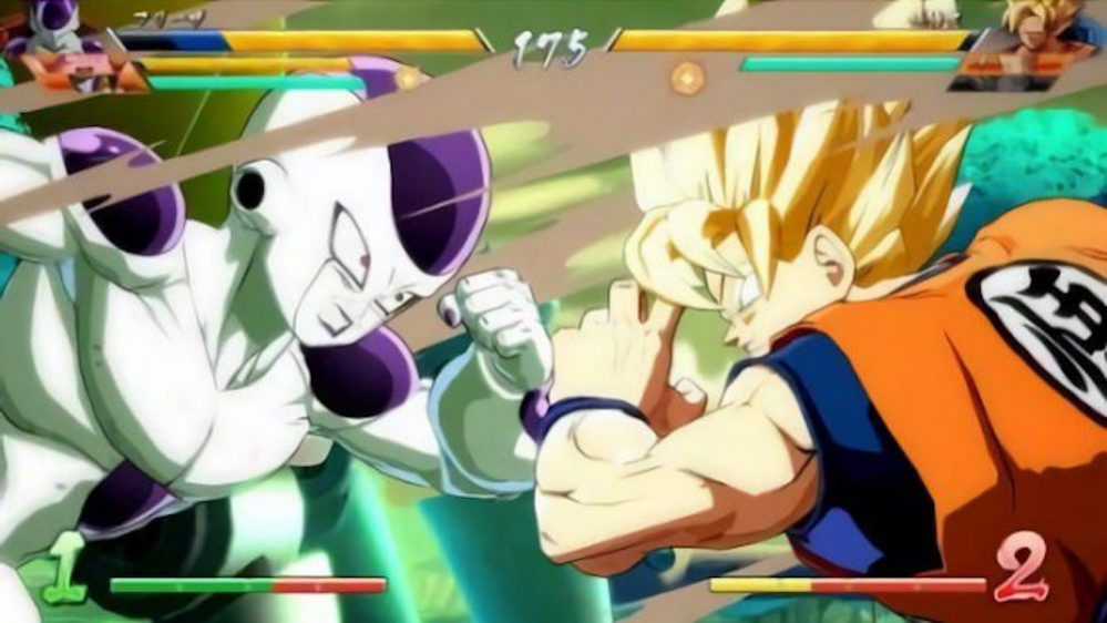 Dragon Ball FighterZ è realtà, arriverà nel 2018