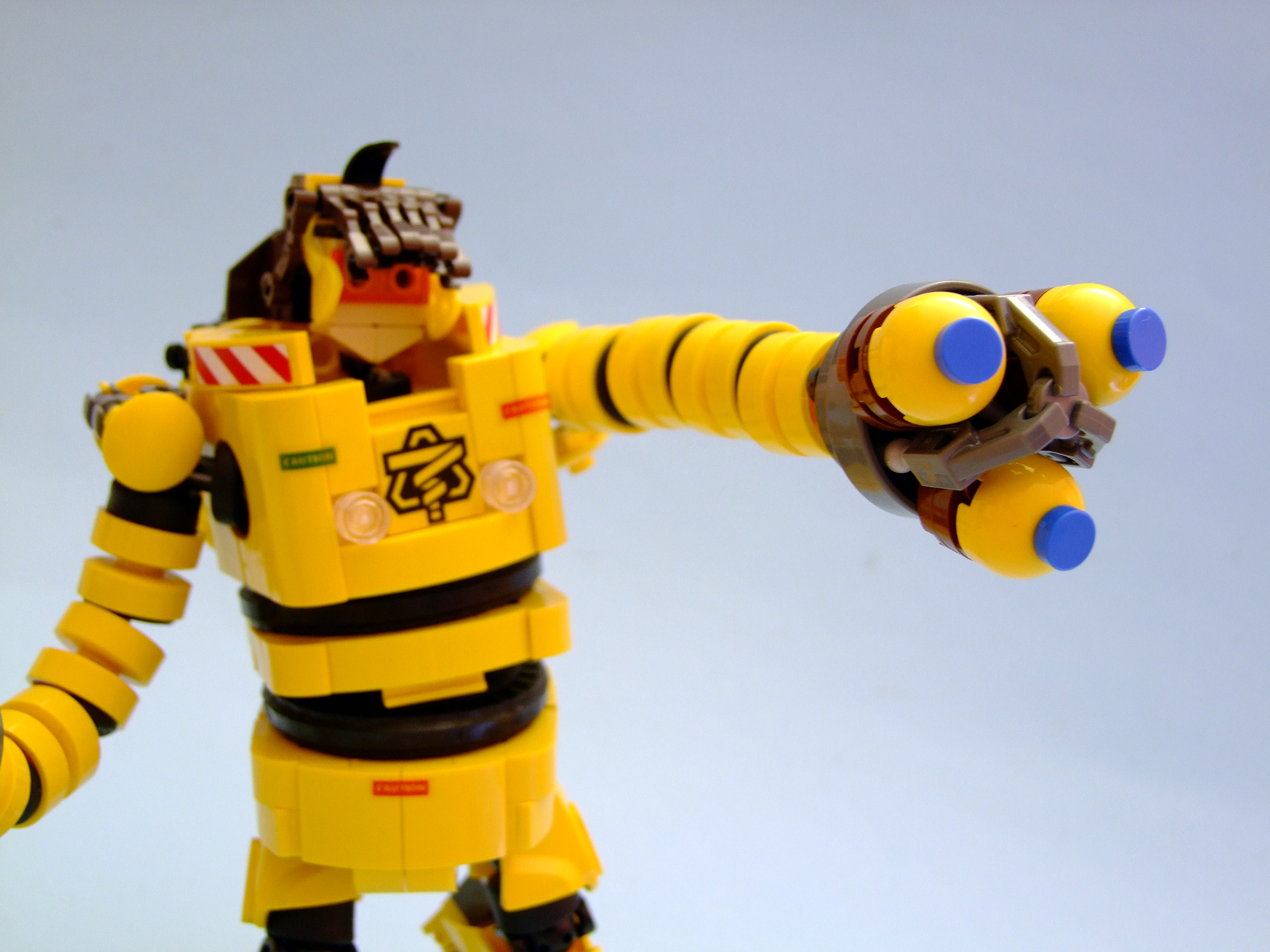 mechanica arms