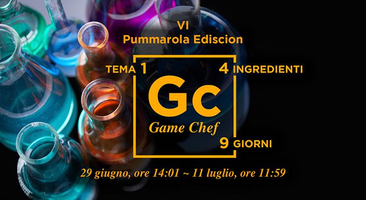 Il Game Chef e la Pummarola Ediscion