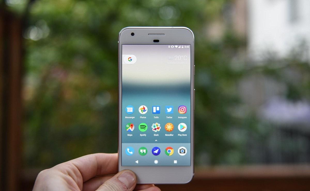 Google Pixel ha venduto 1 milione di unità