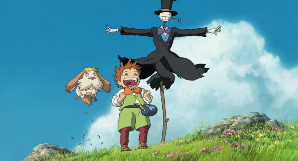 Il castello errante di Howl Hayao Miyazaki recensiome