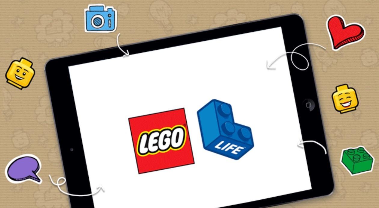 LEGO Life, un'app per la social experience destinata ai bambini fino ai 13 anni