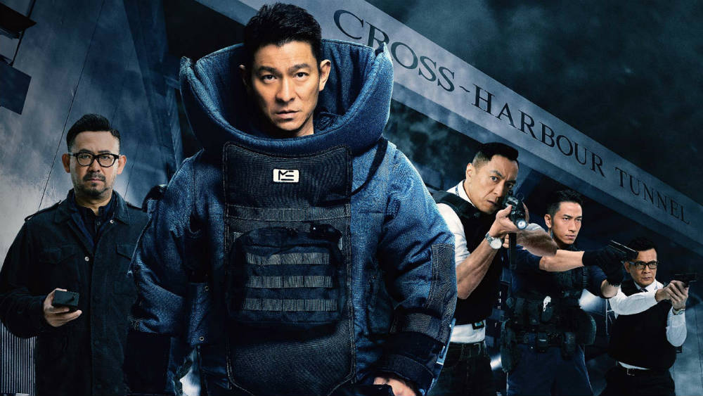 Shock Wave, l'adrenalinico action movie di Herman Yau