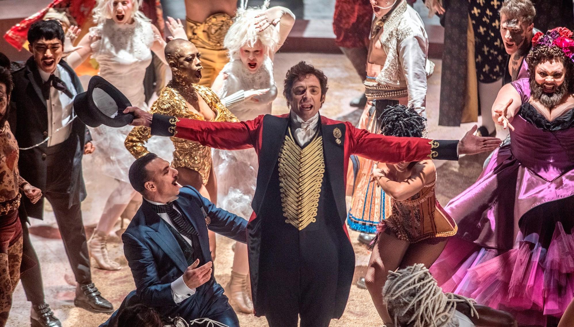 The Greatest Showman: il trailer del film con Hugh Jackman