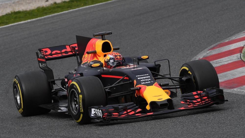 Max Verstappen fa la storia in F12017