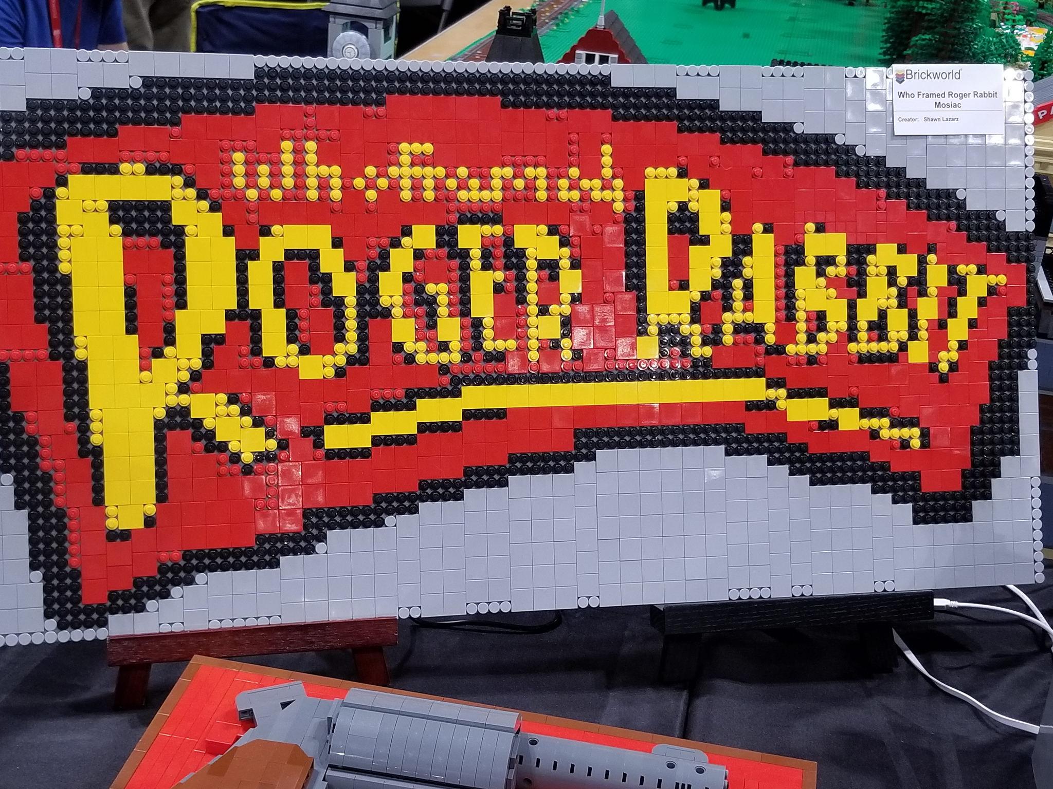 roger rabbit lego