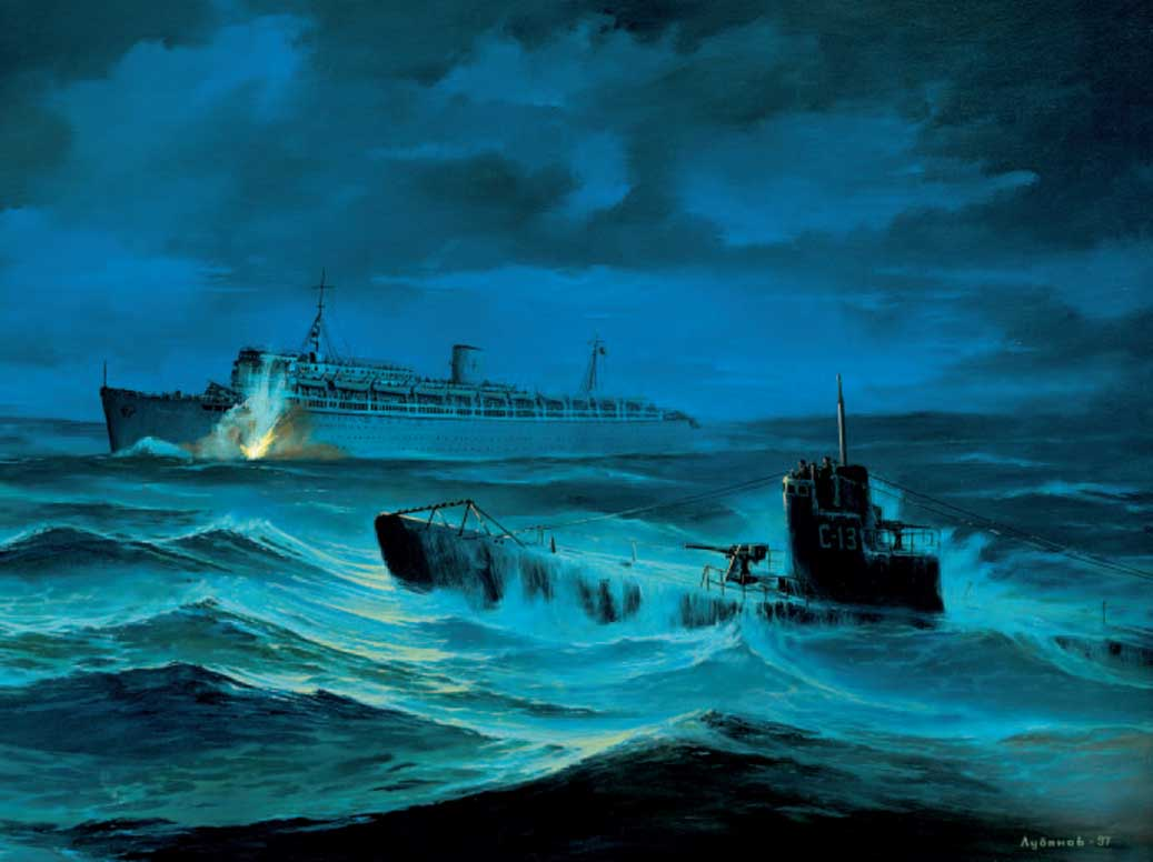 Wilhelm Gustloff: l'affondamento dimenticato