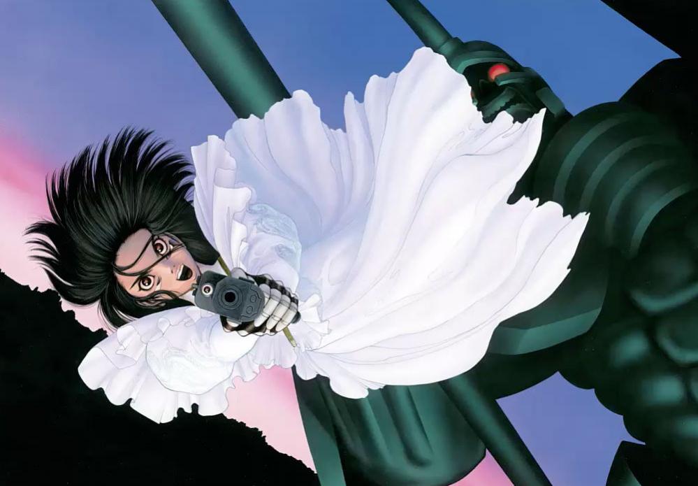 Alita l'angelo della battaglia manga