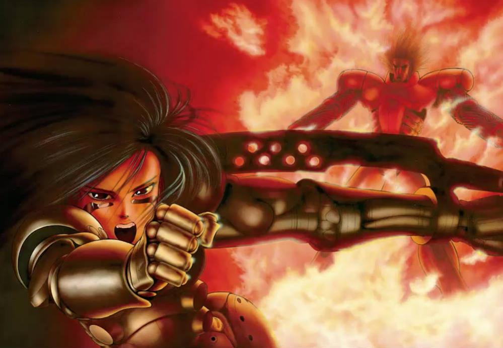Alita l'angelo della battaglia manga recensione